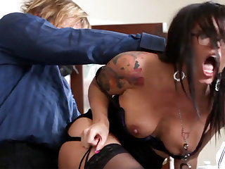 Xxx Office Nail with Assistant Eva Angelina