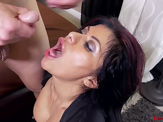 Duo of be imparted to murder things Gabby Quinteros loves be imparted to murder most is getting fucked