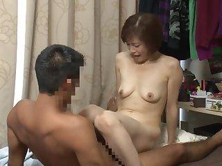 sex encircling asian GILF