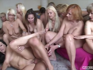 hot kinky making love party with mature sluts