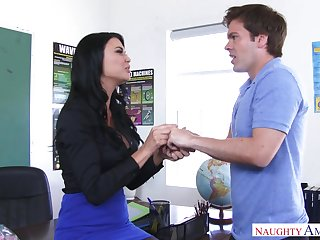 Jasmine Jae Seduces Hung Partisan