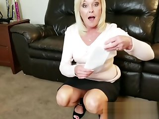 Aunt Paris LOVES to FUCK Her Nephew