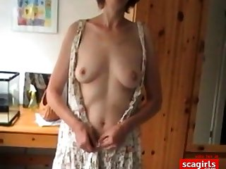 Shy Unspecified strips and plays