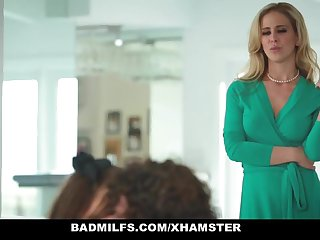 BadMILFS - Compilation of Hot MILFS Teaching Young Teens To