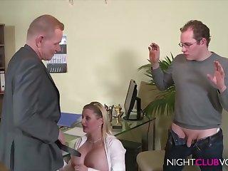 German Office Trilogy Orgy After Work Hd Video - bushwa sucking