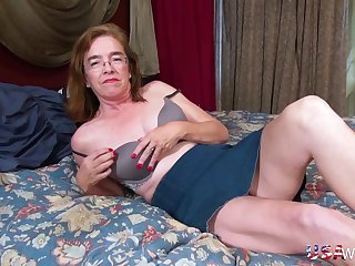 Several vids with wild adult ladies going wild home alone with toys