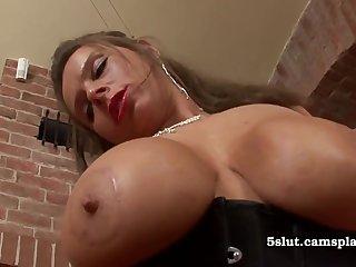 busty Susanne outlandish hardcore sex video