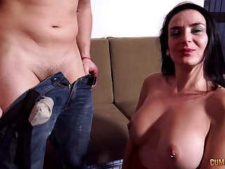 Tatted-up MILF Lamia Unconscionable enjoying some great sex with her lover