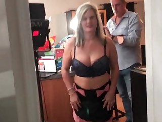 Cosplay amateur sluts parcelling dick in POV dusting