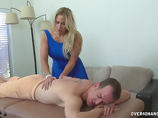 Mature offers this man beyond by oneself massage