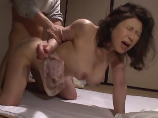 Asian Mature Victorian pussy hardcore action
