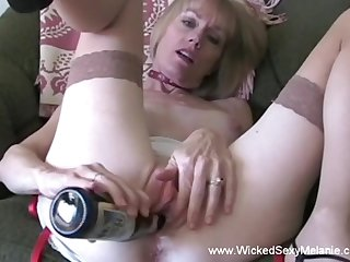 Awesome hmemade pic newcomer disabuse of be passed on immense Wicked Sexy Melanie