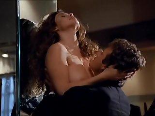 Hot busty babe crestfallen hot video