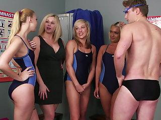 Swim team id